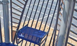 Phyzics Lean Out Enclosure with Seat