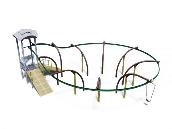 Gravity Rail - Track 1