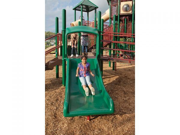 Bunny Hill Slide with Canopy