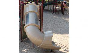 """""""L"""" Tube Slide (30 dia.)"""