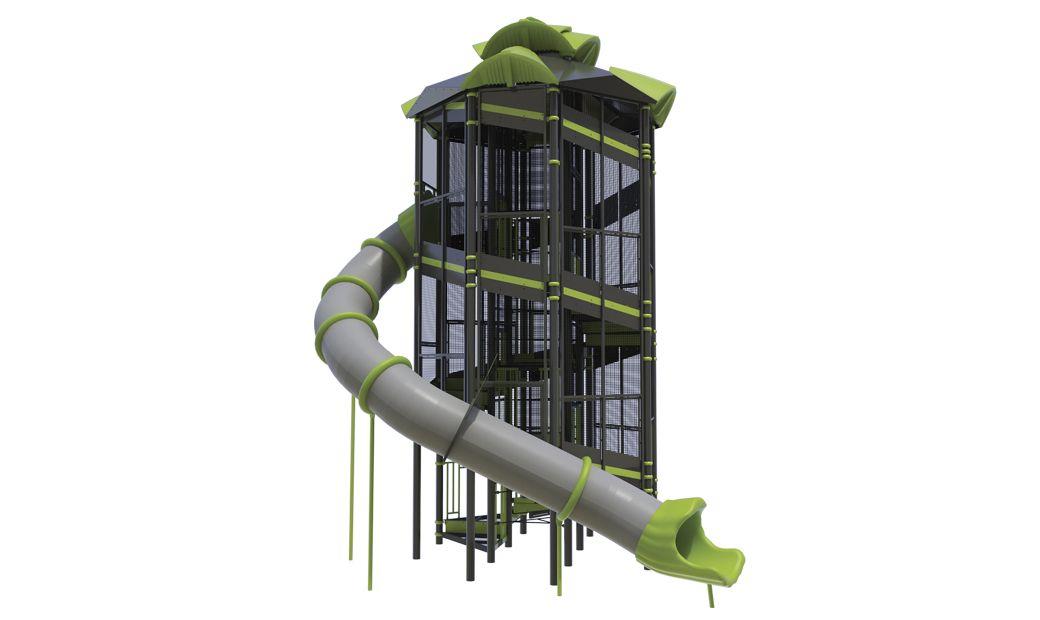XGEN ADA Tower Slide