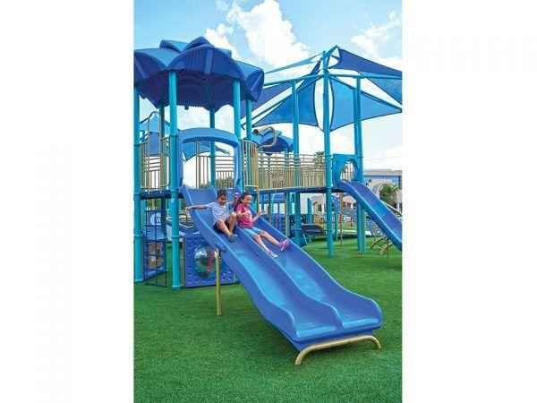 Dupli-Gator Slide