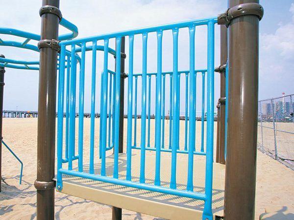 Pipe Wall Enclosure