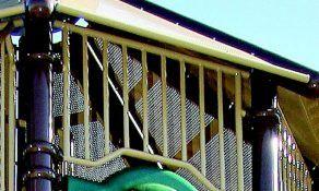 Upper Enclosure for Tube Slide