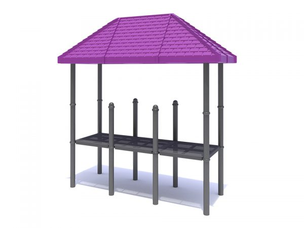 Triple Play Roof, End-Mid-End