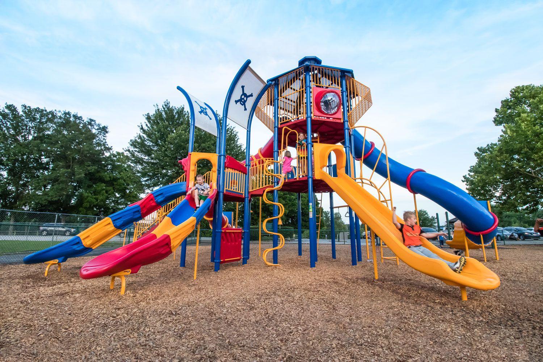 Basil Griffin Park Christmas Lights 2020 Basil Griffin Park | Miracle Recreation