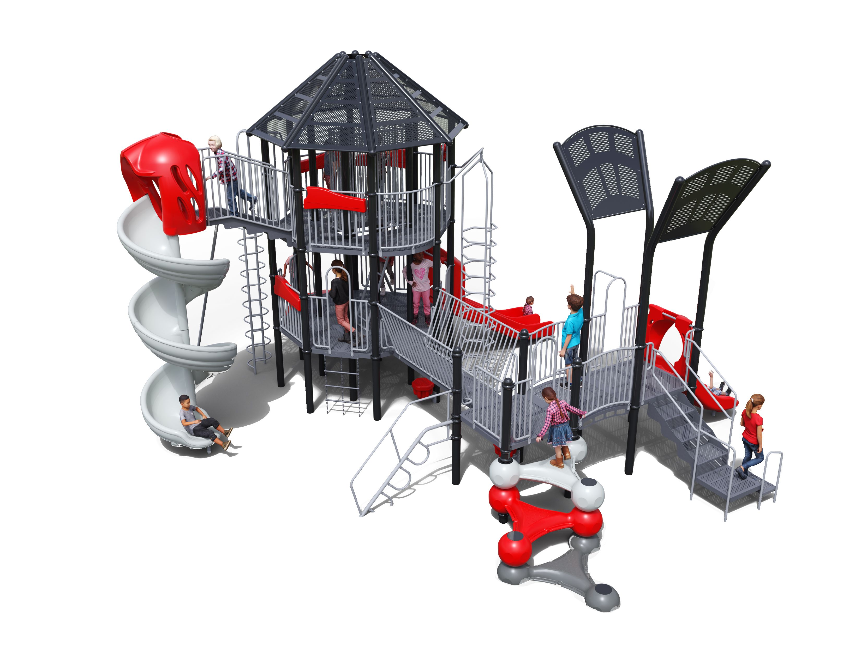 Kids' Choice/Mega Tower