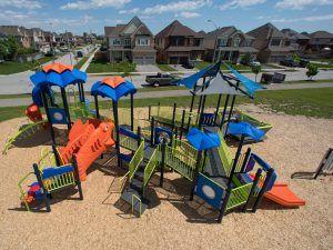 Gil Gordon Park,  Thorold, Ontario