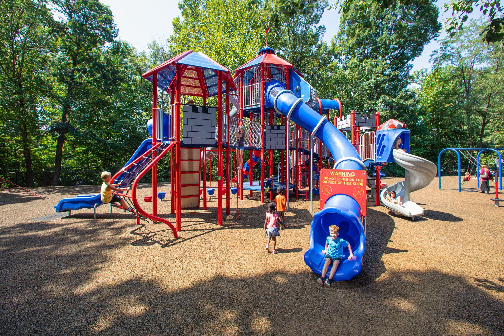 Trailside Park, Ashburn, Virginia