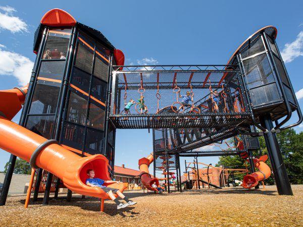 Dalton Palmer Memorial Play Park, Augusta, Kansas