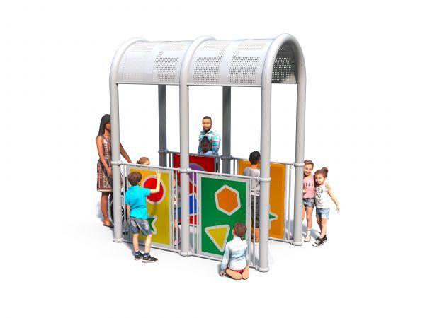 Sensory Maze Small Tunnel