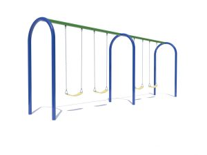Arch Swings with 4 Belt Seats