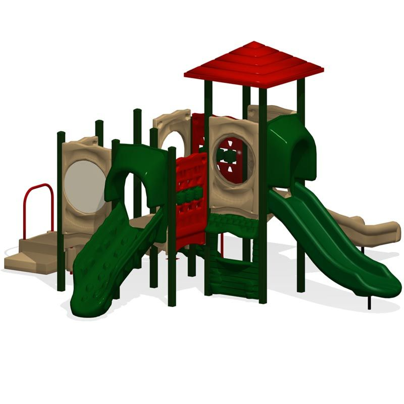 Toddler's Choice Natural In-ground Set