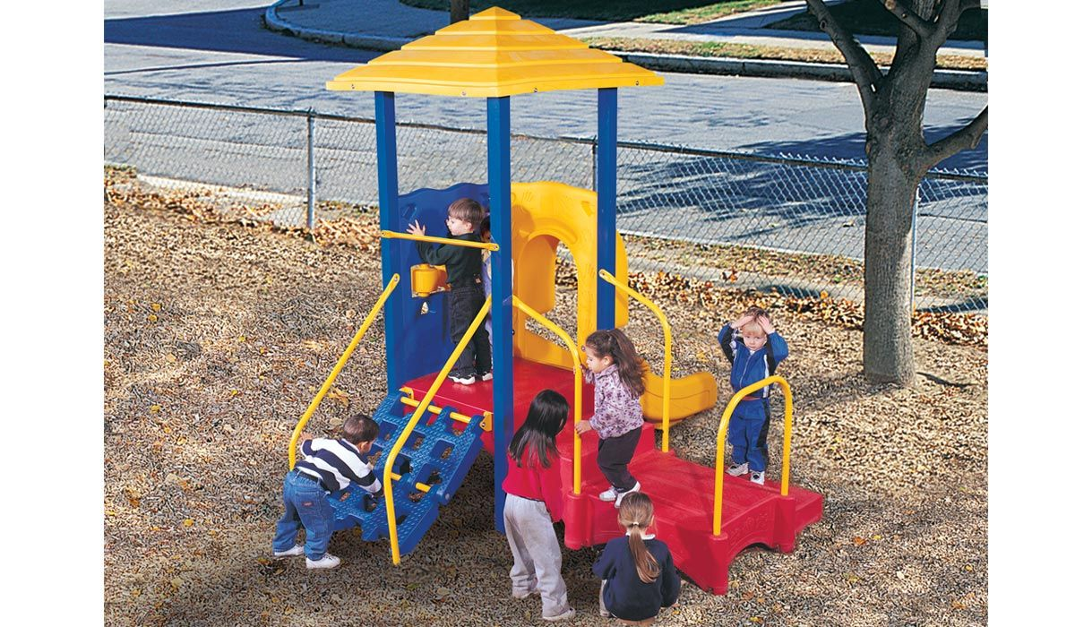 Toddler's Choice Primary In-ground Set