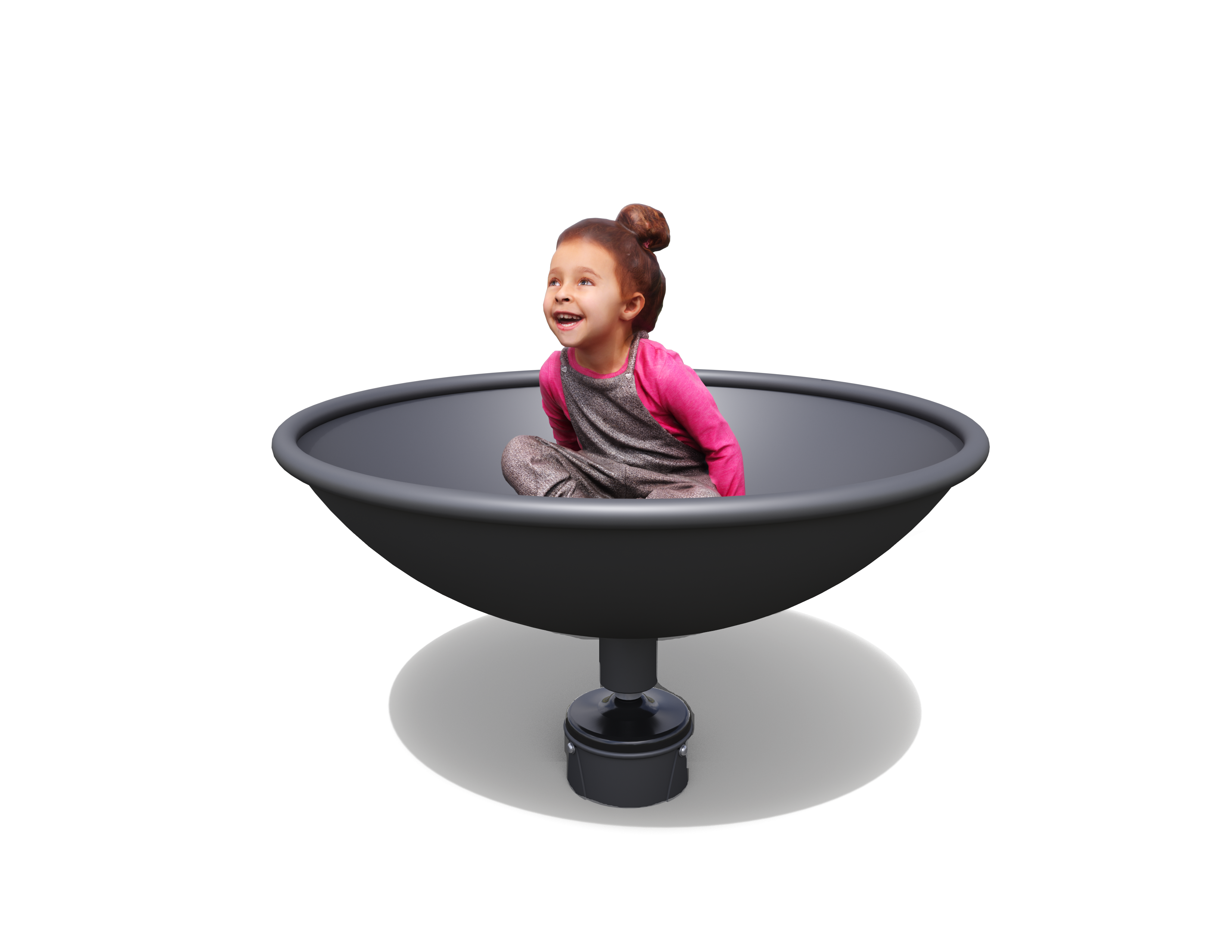 Teeter Spin