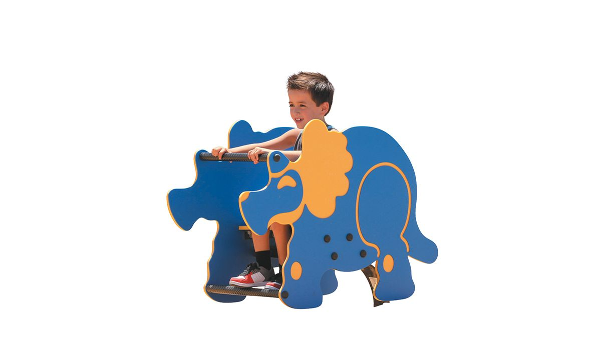 Triceratops Bouncer