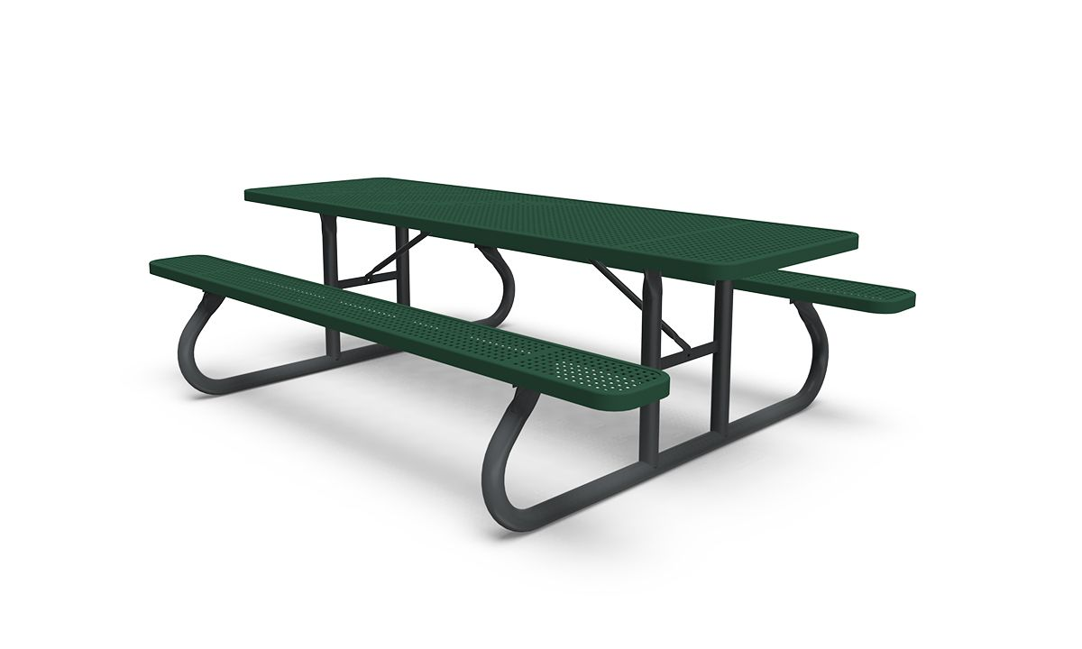 Rectangle Table 8'
