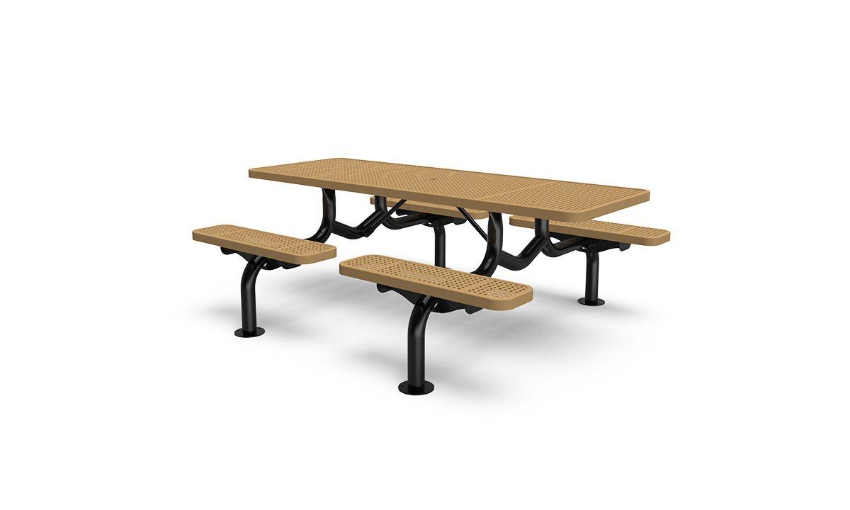 Individual Seat Table 7'