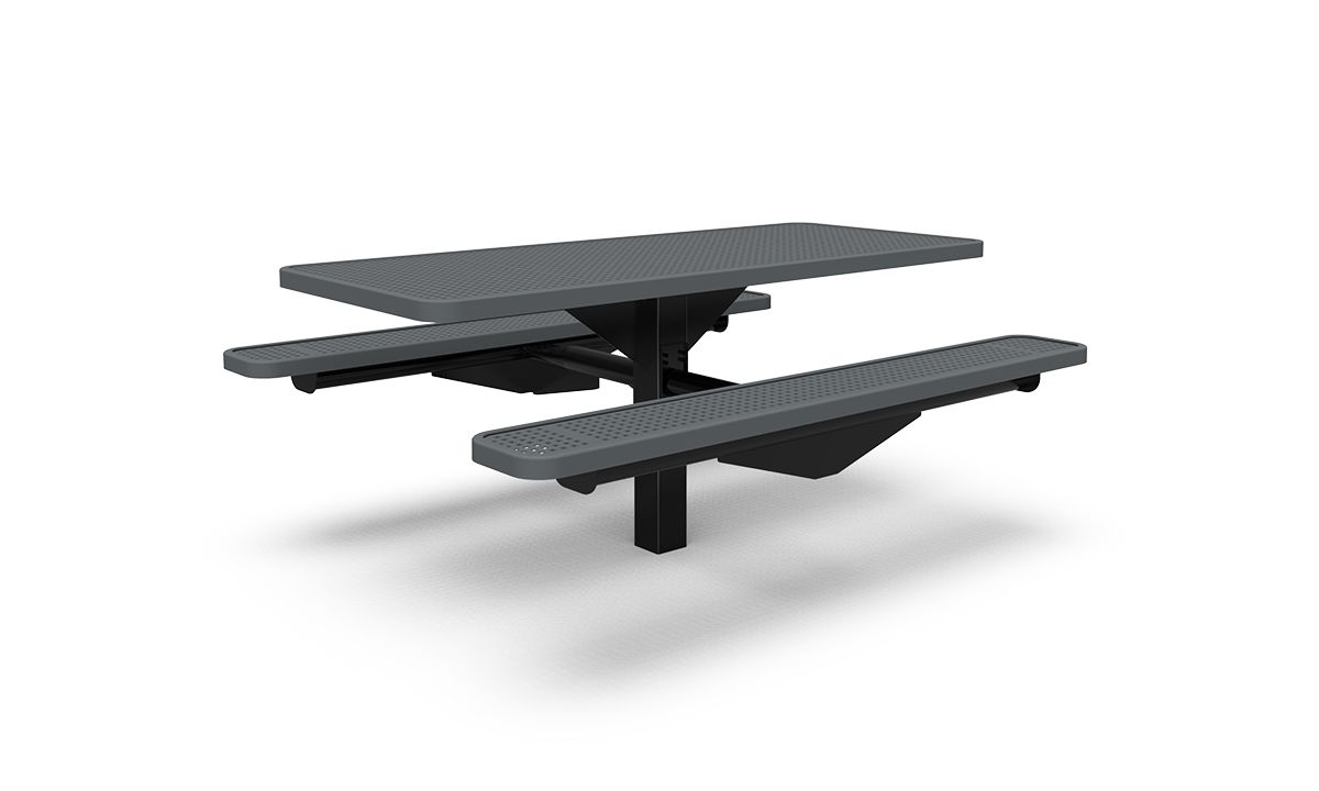 Rectangle Table 6'