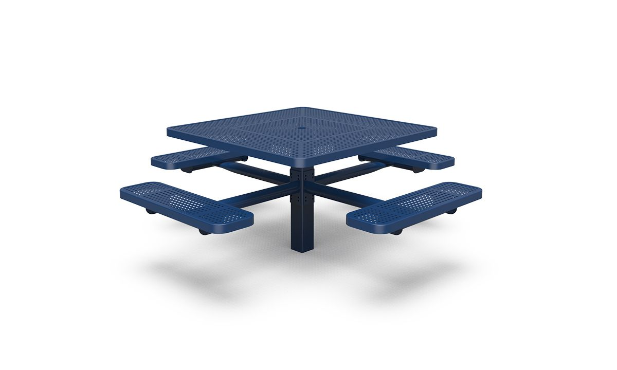 Square Table 46""